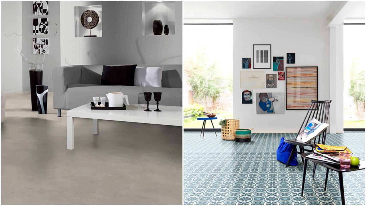 Vinyl Vloer Verven : Vinyl vloeren bij binnenspecialist binnenspecialist